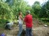 Candice et Clément joue à la terre !!!