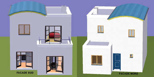 image maison passive écologique à 150000 € bioteknik à 150000 euros