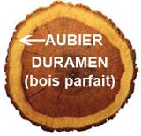 Coupe tronc d'arbre