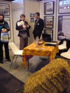 Bio Teknik Consulting sur le Salon Ecobat 2010