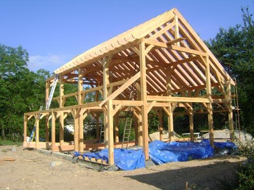 Bio teknik construction le blog de la construction ecologique for Construction de maison en paille
