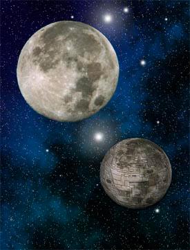 hoax lunaire du 29 aout 2009