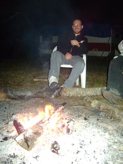 Il fait bon au coin du feu